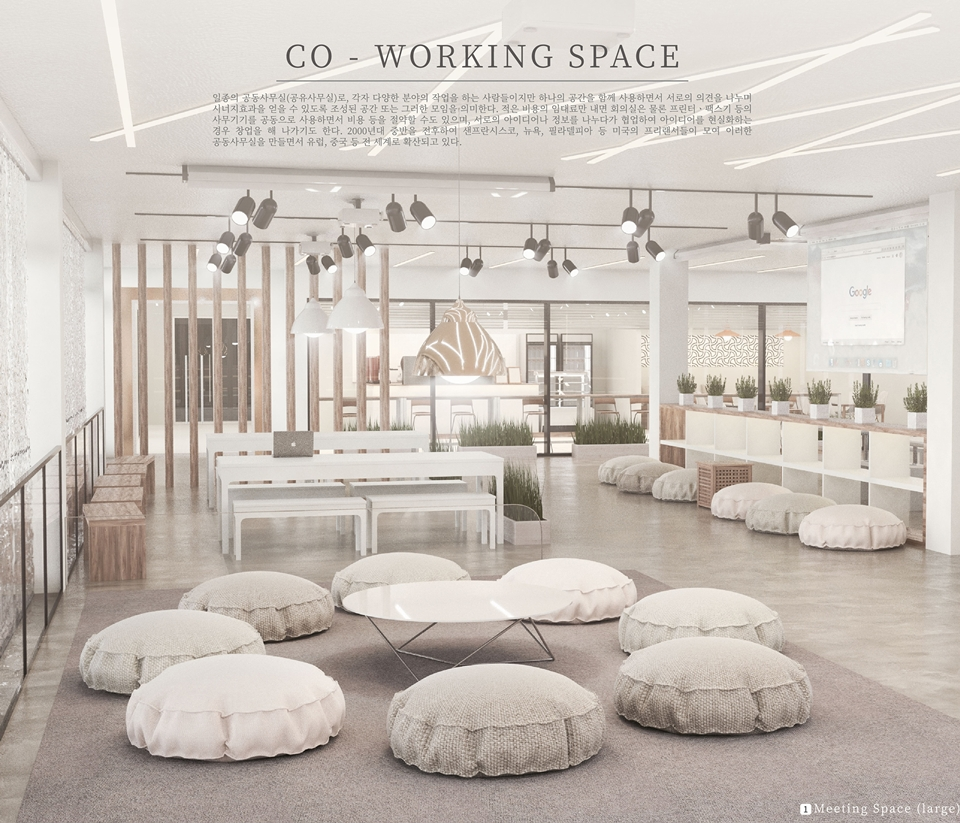 CO – WORKING SPACE